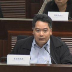 香港保護兒童會服務總監出席立法會會議 (2017/02/21)