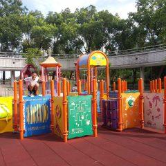 [新聞稿] 港童無得玩 調查:家長少帶孩子到遊樂場