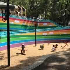 [新聞稿]兒童遊樂場太悶蛋 無沙池又無水玩